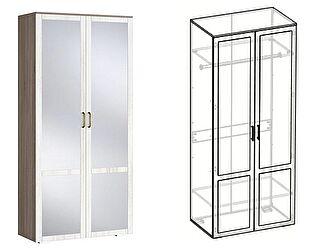 Купить шкаф Мебель Маркет Афина 2х створчатый с зеркалом (440)