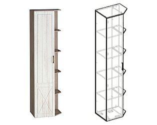 Купить шкаф Мебель Маркет Афина стеллаж левый (540)