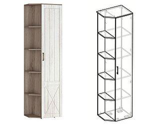 Купить шкаф Мебель Маркет Афина стеллаж правый (540)