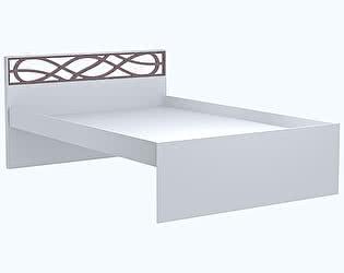 Купить кровать Заречье Саманта СМ3в 1400