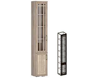 Купить шкаф Мебель Маркет Бруно ЛЕВЫЙ (350) для книг