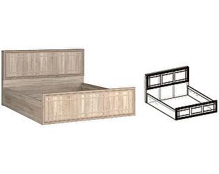Купить кровать Мебель Маркет Бруно 1600