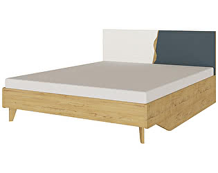 Купить кровать Интеди Модена ИД 01.594а с настилом