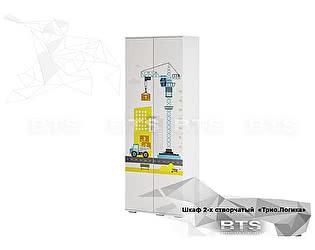 Купить шкаф BTS Трио ШК-09, Логика