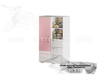 Купить шкаф BTS Трио ШК-10, Принцесса