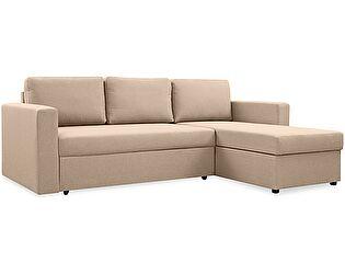 Купить диван Арника Фишер-Торонто угловой (бежевый)