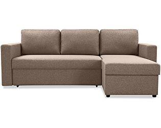 Купить диван Арника Фишер-Торонто угловой (коричневый)