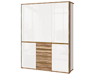 Купить шкаф Арника для одежды 3-х дверный Николь-Люкс (01)