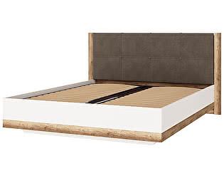 Купить кровать Арника двойная 1600 с ПМ Николь-Люкс (05)