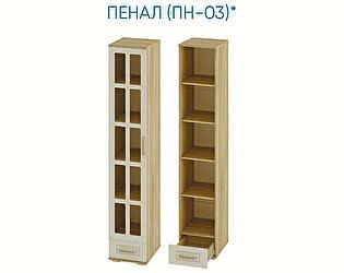 Купить шкаф Мебелони Маркиза Пенал ПН-03