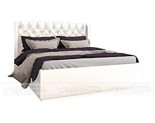 Купить кровать Мебелони Франческа 1,6 под подъемный механизм, Белая