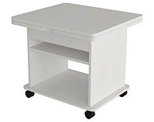 Купить стол Сакура Рубин-2, Бодега Белый