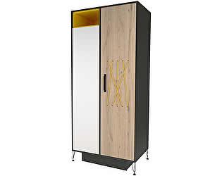 Купить шкаф Сакура 2х створчатый Александрия мод. 22