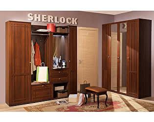 Купить прихожую Глазов Sherlock Компоновка 1 (орех шоколад)