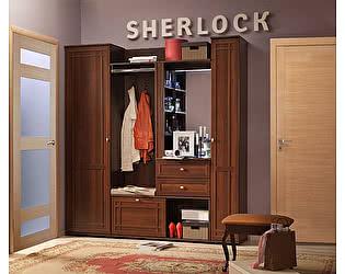 Купить прихожую Глазов Sherlock Компоновка 2 (орех шоколад)