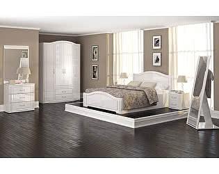 Купить спальню Ижмебель Виктория компоновка 2