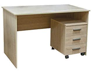 Купить стол МебельГрад СП 02 без тумбы (МебельГрад)