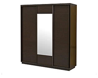 Купить шкаф МебельГрад Шкаф-купе 3-х дверный 1770 ЛЕОН