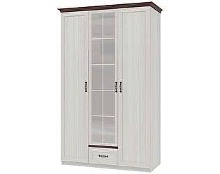 Купить шкаф Интеди Вентура ИД 01.73 для одежды 3-х дверный