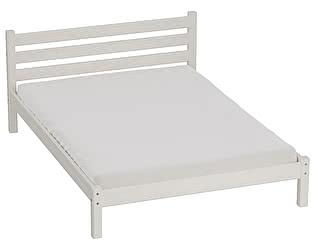 Купить кровать МебельГрад Соня 140/190 с матрасом, брусками и ДВП