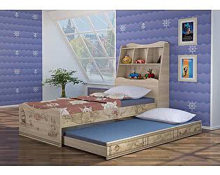 Купить кровать Ижмебель Квест компоновка 4