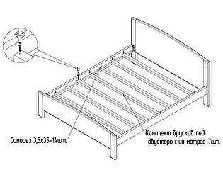 Купить  МебельГрад Комплект брусков (900, 1200, 1400, 1600)