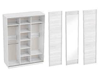 Купить шкаф МебельГрад Навара 2, 3х дверный