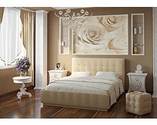 Купить кровать Арника Лорена 140х200 (без страз)