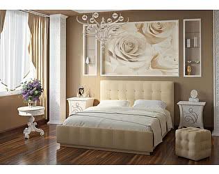 Купить кровать Арника Лорена 160х200 (без страз)
