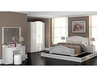 Купить спальню Ижмебель Виктория компоновка 1