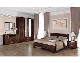 Купить спальню Ижмебель Скандинавия компоновка 1