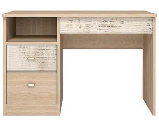 Купить стол Ижмебель Ультра 8 письменный с тумбой