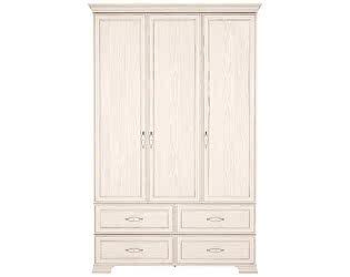 Купить шкаф Ижмебель Венеция 1 для одежды 3-х дверный с ящиками  (без зеркала)