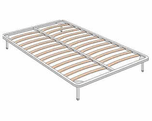 Купить основание Заречье 90х200 см к кровати Ш3а Шервуд