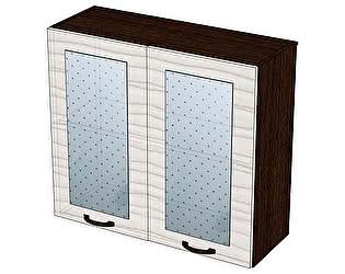 Купить шкаф МебельГрад Чикаго  800 с 2 дверцами витрина