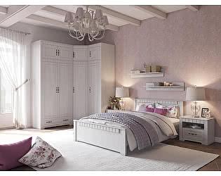 Купить спальню МебельГрад Спальня Прованс. Вариант компоновки