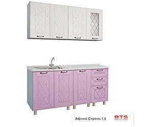 Купить кухню BTS Афина 1,6 м