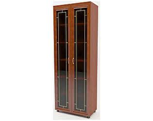 Купить шкаф Баронс Групп 2 двери витрина Премьер 800, ШР.010.800-03