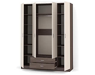 Купить шкаф Баронс Групп Рио-4.7, ШР.073.1600-01