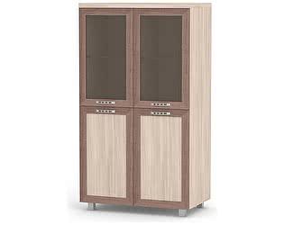 Купить шкаф Баронс Групп распашной 4 двери (Н1400) Квадро ШР.004.800-03/05
