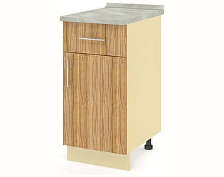 Купить стол Баронс Групп 1 дверь 1 ящик 400 Лира КС.003.400-01