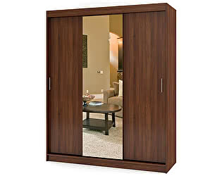 Купить шкаф Баронс Групп Риф-3 (зеркало) вариант 1 ШК.024.1300-01/20