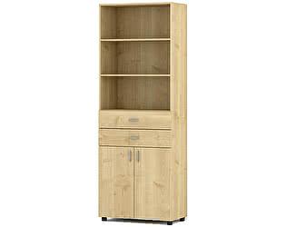 Купить стеллаж Баронс Групп Лидер  2 двери 2 ящика 800 (Н2196), СТ.028.800-01
