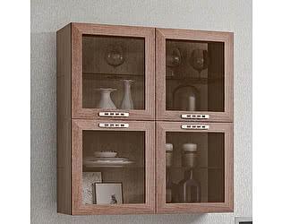 Купить шкафчик БАРОНС ГРУПП Квадро навесной 4 фасада, НШ.001.800-05