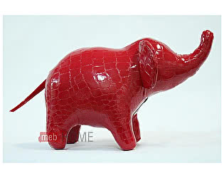 Купить аксессуар Hippo Star Игрушка декоративная Слон (натуральная кожа)