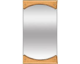 Купить зеркало Бобруйскмебель Элбург, БМ-1463