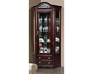 Купить шкаф Бобруйскмебель витрина угловая Паола, БМ-2115