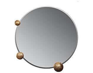 Купить зеркало Bogacho Heri Каштан