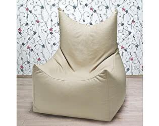 Купить кресло Декор Базар Кресло-мешок трон Вилли (молоко)