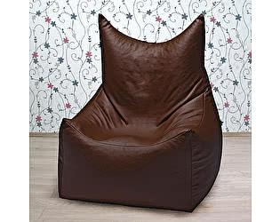 Купить кресло Декор Базар Кресло-мешок трон Вилли (шоколад)